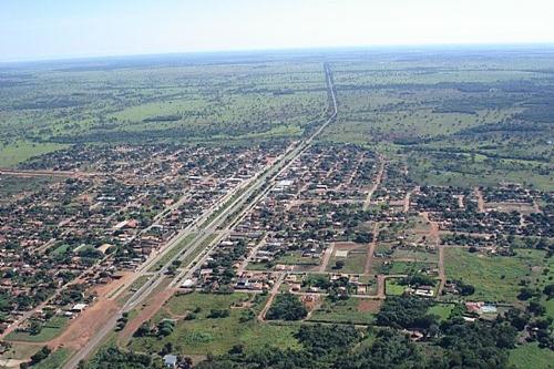 Nova Crixás Goiás fonte: cidadesdegoias.com.br