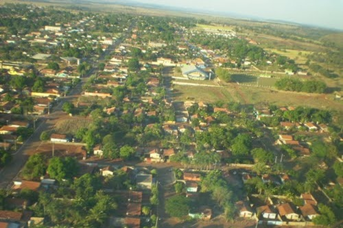 Montes Claros de Goiás Goiás fonte: cidadesdegoias.com.br