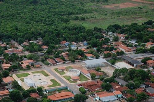 Campos Verdes Goiás fonte: cidadesdegoias.com.br